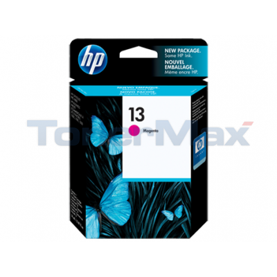 HP NO 13 INK MAGENTA